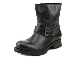 Diesel Kruiser Women US 7.5 Black Ankle Boot EU 38