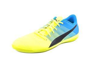 Puma EvoPower 4.3 IT Men US 10.5 Yellow Sneakers