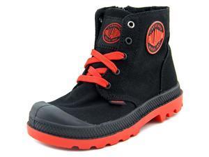 Palladium Duo Chrome Youth US 11 Black Boot