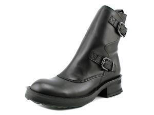 Diesel Huch Women US 7.5 Black Ankle Boot