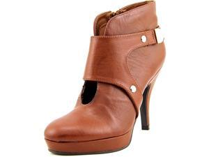 Unlisted Kenneth Cole File Type Women US 7.5 Tan Ankle Boot