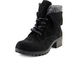 Lucky Brand Huntress Women US 9.5 Black Boot