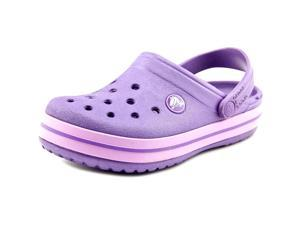 Crocs Crocband Youth US 12 Purple Clogs