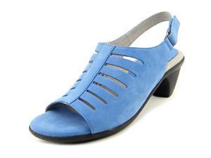 David Tate Lexus Women US 6 Blue Slingback Sandal