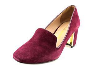 Pour La Victoire Dunaway Women US 6 Burgundy Heels