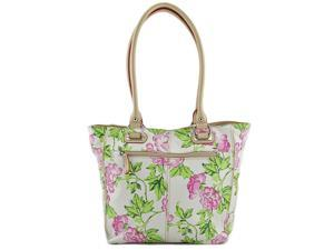 Tignanello Bed Of Roses Tote Women Multi Color Tote NWT