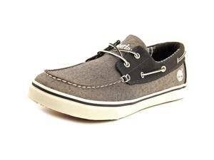 Timberland Earthkeep New Market  Men US 8.5 Gray Boat Shoe