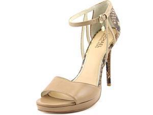 Michael Michael Kors Belle Sandal Women US 9.5 Tan Sandals