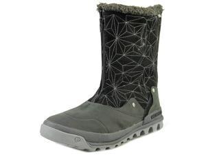 Merrell Silversun Zip Women US 8 Black Winter Boot
