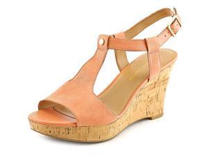 Franco Sarto Corridor Women US 8 Pink Wedge Sandal
