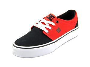 DC Shoes Trase TX Women US 8 Red Sneakers UK 6 EU 39