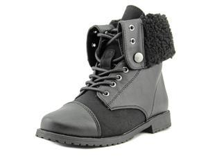 Rachel Shoes Aspen Youth US 13 Black Boot