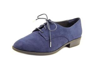 Bar III Gesley Women US 7.5 Blue Oxford