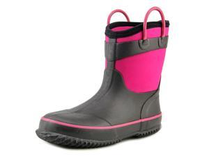 Western Chief Solid Neoprene Youth US 1 Pink Rain Boot