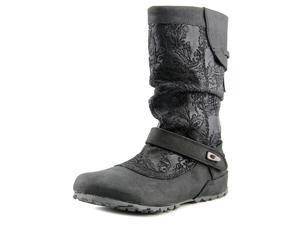 Merrell Haven Pull Women US 7 Black Mid Calf Boot UK 4.5 EU 37.5