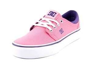 DC Shoes Trase TX Women US 6.5 Pink Sneakers