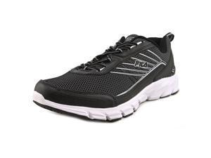 Fila Fila Forward 3 Men US 8 Black Running Shoe