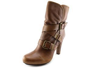 DKNY Sandra Women US 10 Brown Ankle Boot