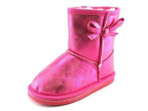 Western Chief Elsa Youth US 11 Pink Ankle Boot
