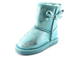 Western Chief Elsa Toddler US 8 Blue Ankle Boot