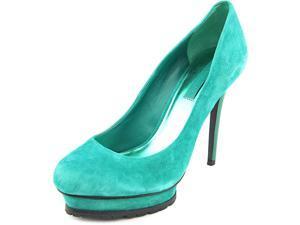 BCBG Max Azria Haile Women US 9 Green Platform Heel