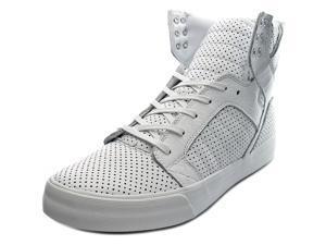 Supra SkyTop HF Men US 12 White Sneakers UK 11 EU 46