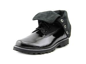 Timberland Authentics Fabric Fold Boot Youth US 5.5 Black