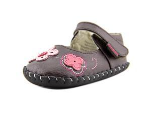 Pediped Lorraine Infant US 6-12 Months Brown Mary Janes