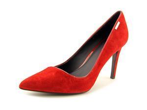 Calvin Klein Calida Women US 11 Red Heels