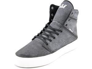 Supra Camino Men US 10 Gray Skate Shoe