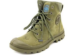 Palladium Pampa Cuff Wp Lux Women US 5.5 Green Boot UK 3.5 EU 36