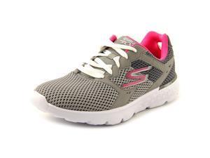 Skechers Go Run 400 Women US 6 Gray Running Shoe