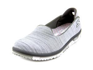 Skechers Go Mini Flex  Women US 6.5 Gray Walking Shoe