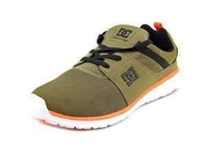 DC Shoes Heathrow Men US 7.5 Green Skate Shoe