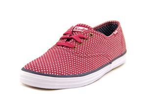 Keds Champion Microdot Women US 5.5 Red Sneakers