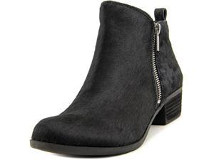 Lucky Brand Basel 3 Women US 8 Black Ankle Boot