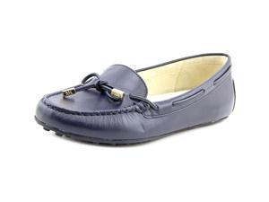 Michael Michael Kors Daisy Moc Women US 6 Blue Moc Loafer