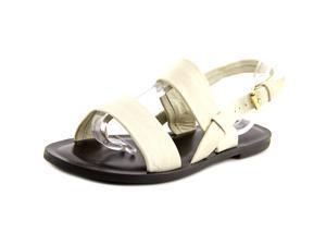 Emozioni W1350 Women US 8.5 Ivory Slingback Sandal EU 39