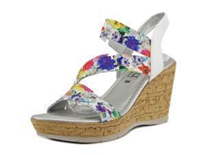 Easy Street Piceno Women US 5 Multi Color Wedge Heel