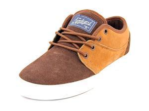 Globe Mahalo Men US 8 Brown Skate Shoe