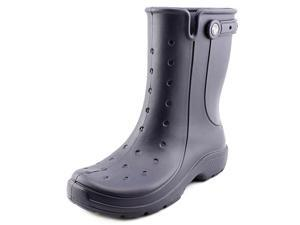 Crocs Reny II Boot Youth US 12 Blue Rain Boot