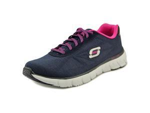 Skechers Soleus-The Truth Women US 6 Blue Walking Shoe UK 3 EU 36