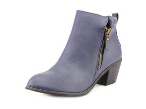 Reneeze Polo-01 Women US 10 Blue Bootie