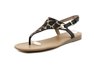 Franco Sarto L-Grip2 Women US 8.5 Brown Slingback Sandal