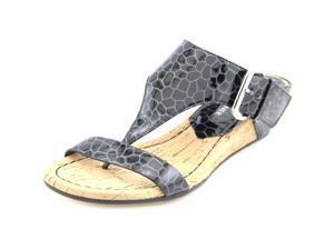 Donald J Pliner DOLI3 Women US 6 Black Wedge Sandal