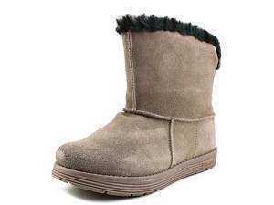 Skechers Adorbs-Polar Women US 7 Gray Ankle Boot