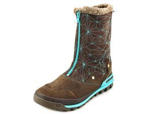 Merrell Silversun Zip Women US 9 Gray Winter Boot