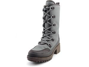 Lucky Brand Alascan Women US 7 Gray Mid Calf Boot