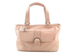 Piel Leather 2436 Shoulder Bag Women Pink Shoulder Bag NWT