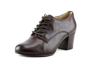 Frye OXFORD Women US 7 Brown Heels